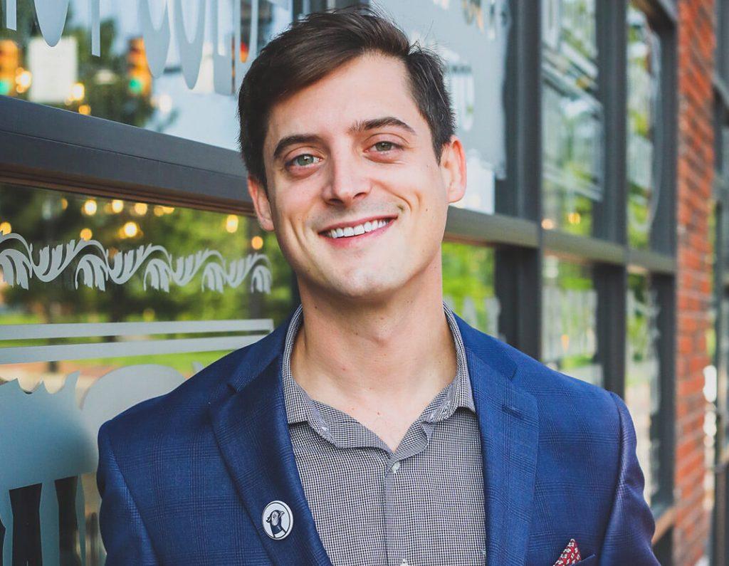 Jason Thompson - Bird & Bottle Assistant Manager